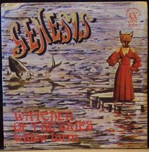 GENESIS - Watcher Of The Skies CD album cover
