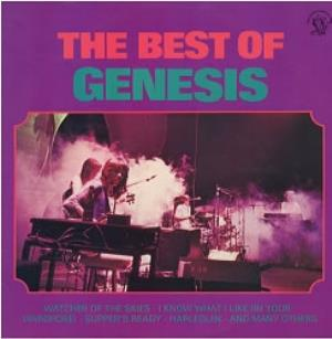 Genesis - The Best Of Genesis CD (album) cover