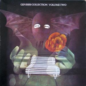 Genesis - Genesis Collection Volume Two CD (album) cover