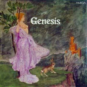 Genesis - Genesis CD (album) cover
