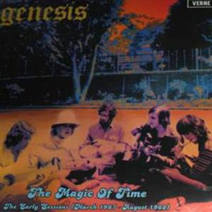 Genesis - The Magic Of Time CD (album) cover