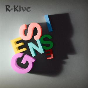 Genesis - R-kive CD (album) cover