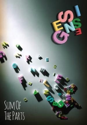 Genesis - Sum Of The Parts DVD (album) cover