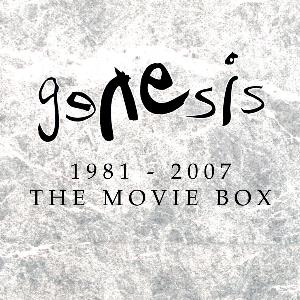 Genesis - The Movie Box CD (album) cover