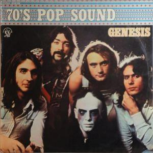 Genesis - 70's Pop Sound CD (album) cover