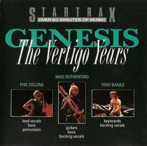 Genesis - The Vertigo Years CD (album) cover