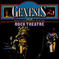 Genesis - Rock Theatre (collection) CD (album) cover