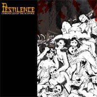 Pestilence - Chronicles Of The Scourge CD (album) cover