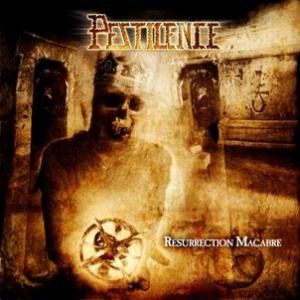 Pestilence - Resurrection Macabre CD (album) cover