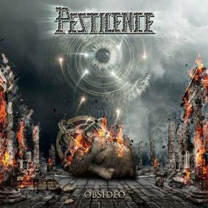 Pestilence - Obsideo CD (album) cover