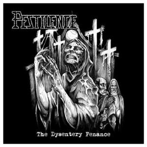 Pestilence - The Dysentery Penance CD (album) cover