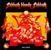 Black Sabbath - Sabbath Bloody Sabbath CD (album) cover