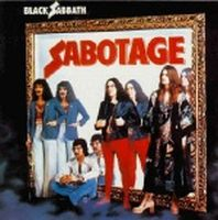 Black Sabbath - Sabotage CD (album) cover