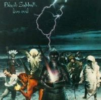 Black Sabbath - Live Evil CD (album) cover