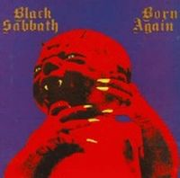 Black Sabbath - Born Again CD (album) cover