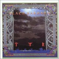 Black Sabbath - Tyr CD (album) cover