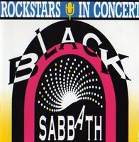 Black Sabbath - Black Sabbath (Rockstars In Concert Series) CD (album) cover