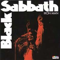 Black Sabbath - Iron Man (Alternative Version) CD (album) cover