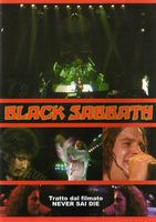 Black Sabbath - Tratto Dal Filmato 'Never Say Die' DVD (album) cover
