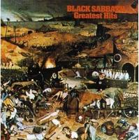 Black Sabbath - Greatest Hits CD (album) cover