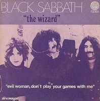 Black Sabbath - The Wizard CD (album) cover