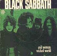 Black Sabbath - Evil Woman CD (album) cover