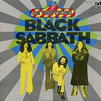 Black Sabbath - Attention! Black Sabbath CD (album) cover