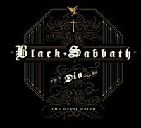 Black Sabbath - The Devil Cried CD (album) cover