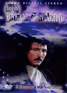 Black Sabbath - Inside Black Sabbath With Tony Iommi DVD (album) cover