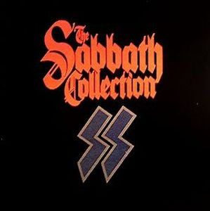 Black Sabbath - The Collection CD (album) cover