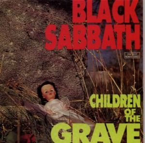 Black Sabbath - Children Of The Grave CD (album) cover