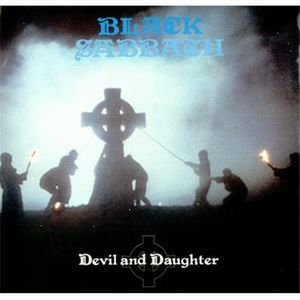 Black Sabbath - Devil And Daughter CD (album) cover