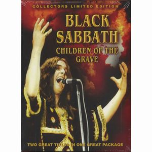 Black Sabbath - Children Of The Grave DVD (album) cover