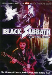 Black Sabbath - Total Rock Review DVD (album) cover
