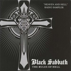 Black Sabbath - Heaven And Hell (radio Sampler) CD (album) cover