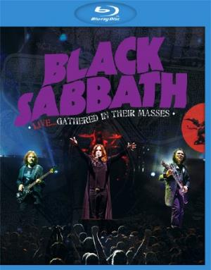Black Sabbath - Live. Gathered In Their Masses DVD (album) cover