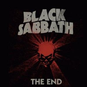 Black Sabbath - The End CD (album) cover