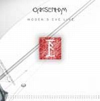 Oaksenham - Woden's Eve Live CD (album) cover