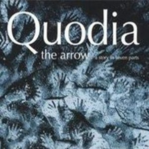 Quodia - The Arrow CD (album) cover