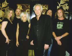 COSMIC NOMADS image groupe band picture