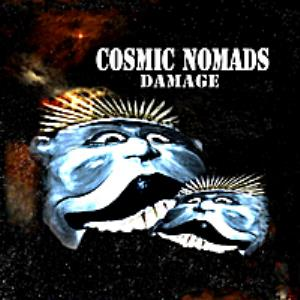 Cosmic Nomads - Damage CD (album) cover