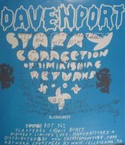 Davenport - Starry Connections Of Diminishing Returns CD (album) cover
