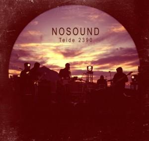 Nosound - Teide 2390 CD (album) cover