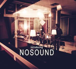 Nosound - Introducing Nosound CD (album) cover