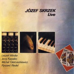 JÓzef Skrzek - Live CD (album) cover
