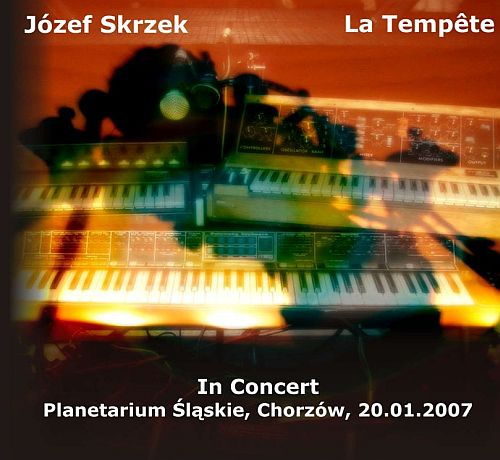 JÓzef Skrzek - La Tempete CD (album) cover