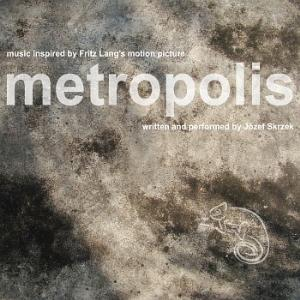 JÓzef Skrzek - Metropolis CD (album) cover