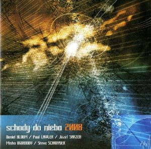 JÓzef Skrzek - Schody Do Nieba 2008 (with Daniel Bloom, Paul Lawler, Misha Ogorodov And Steve Schroyder) CD (album) cover