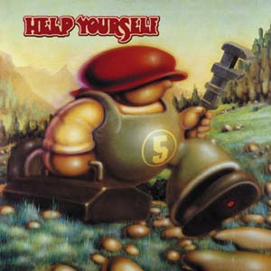 Help Yourself - 5 CD (album) cover