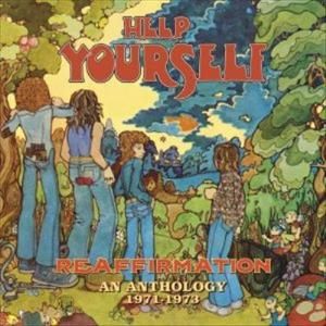 Help Yourself - Reaffirmation - An Anthology 1971-1973 CD (album) cover